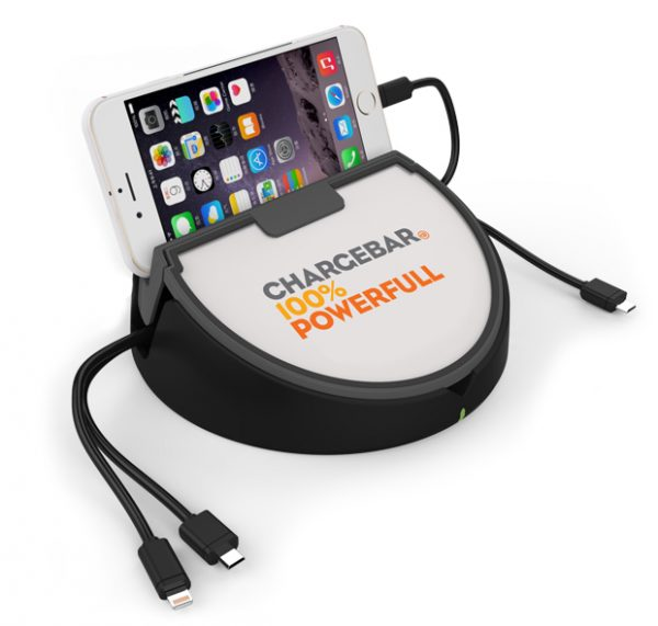 Albion Phone Charger chargebar.com.au