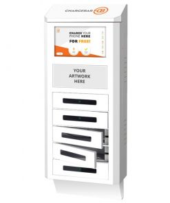 Phone Charging Locker chargebar.com.au