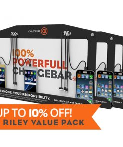 3 Riley Value Pack chargebar.com.au